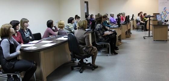 Слушатели семинара. Фото с сайта НБЧР