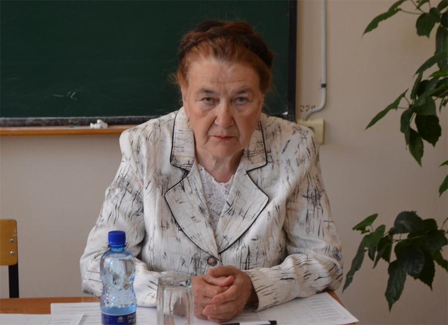 Иванова Е.К.