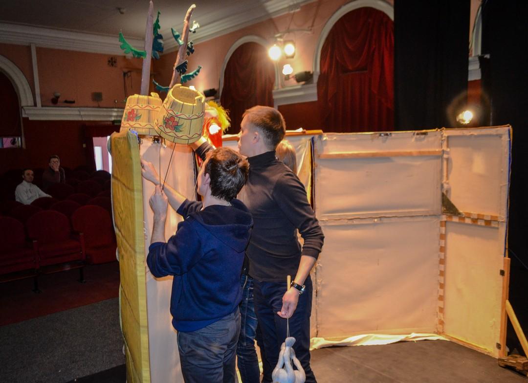 Чувашский театр кукол