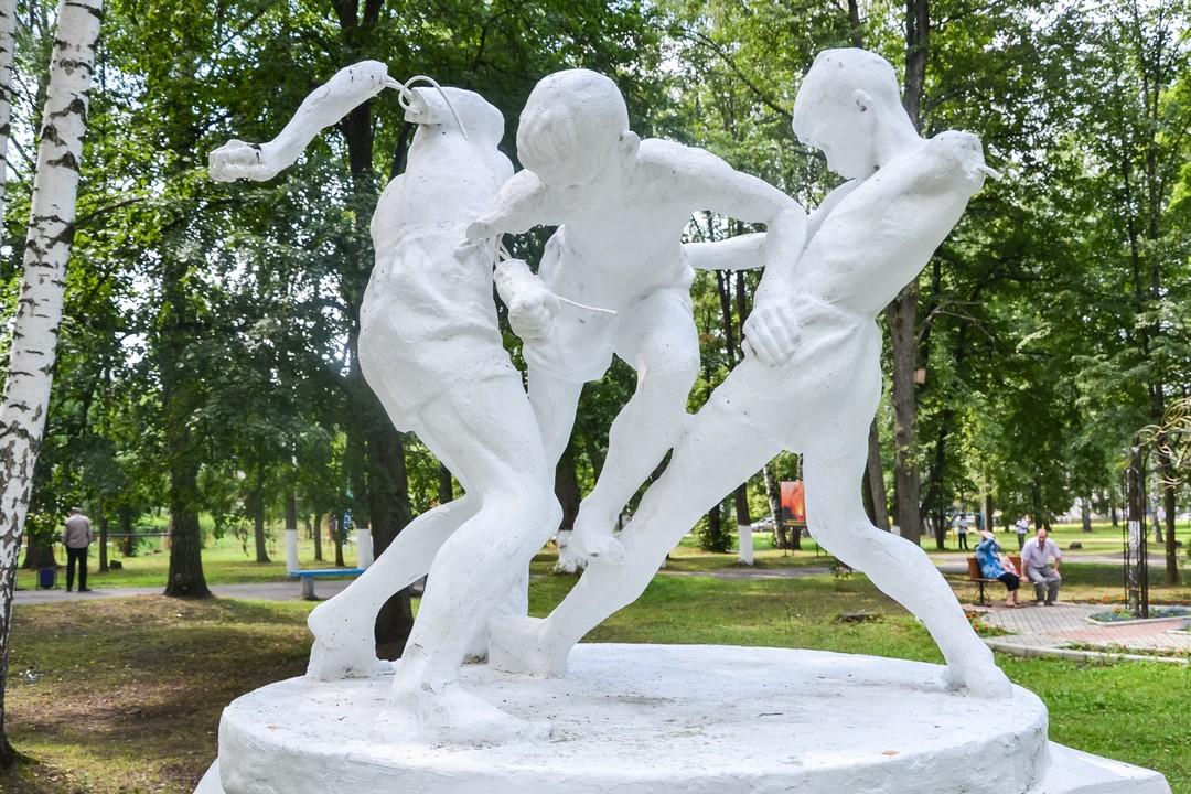 Пушкин в Чувашии. День 4
