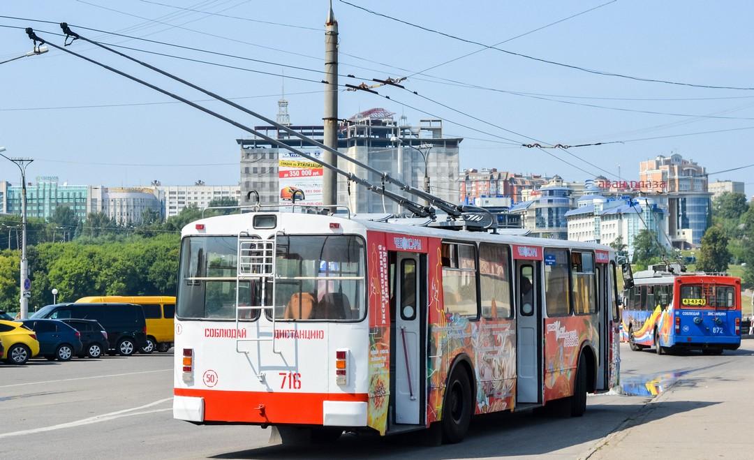Экскурсионный троллейбус поможет взглянуть на Чебоксары по-новому