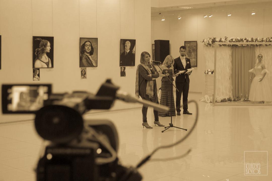 В Чебоксарах открылась персональная выставка Екатерины Рождественской