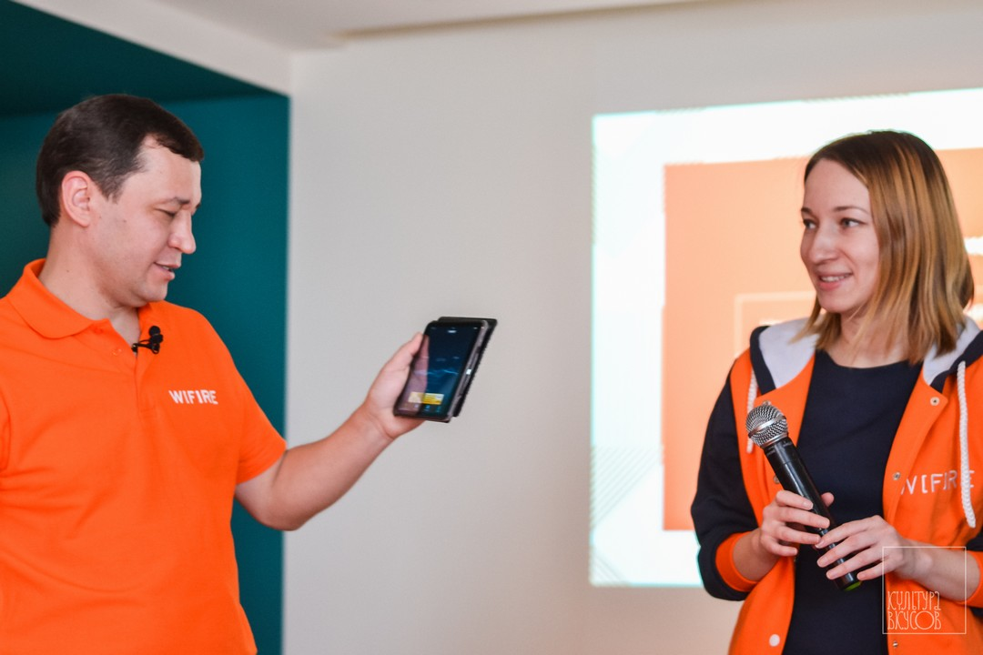 WiFire Mobile теперь и в Чувашии