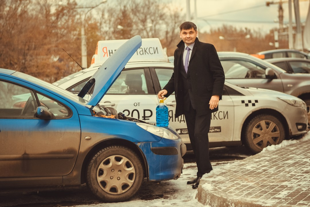 В Чебоксарах открываются новые заправки АВТОПОРТ